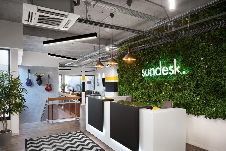 Centre d'affaires Sundesk